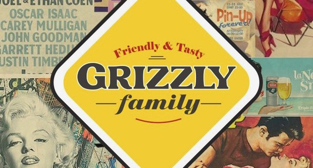 Restaurant in a shopping center Grizzly Family